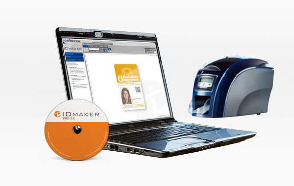 ID Maker 3.0 Software