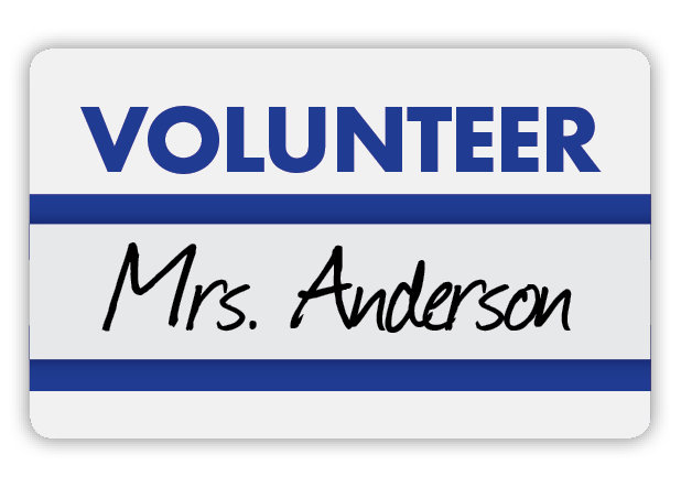 volunteer ids