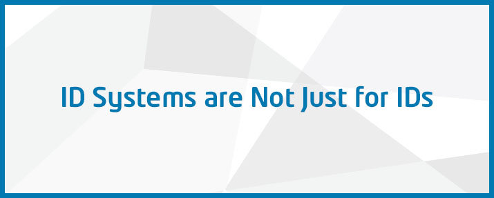 Systems are not just for IDs