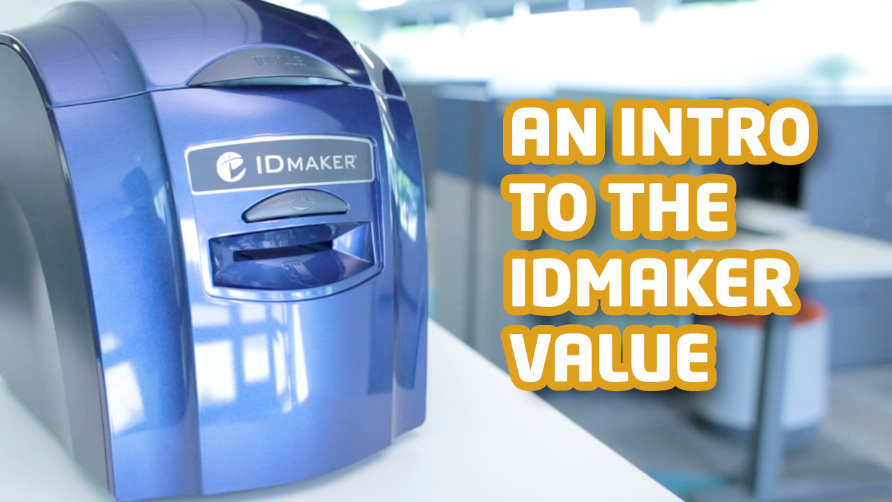 An introduction to the ID Maker Value printer