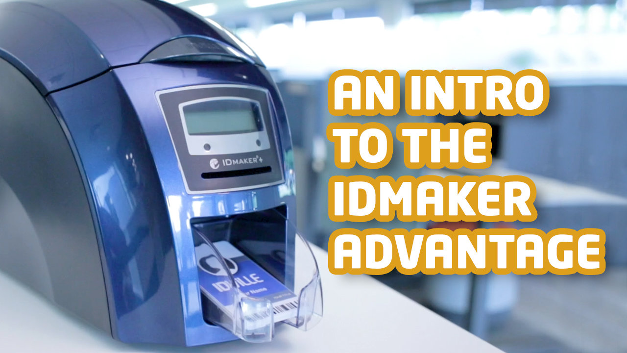 ID Maker Advantage intro