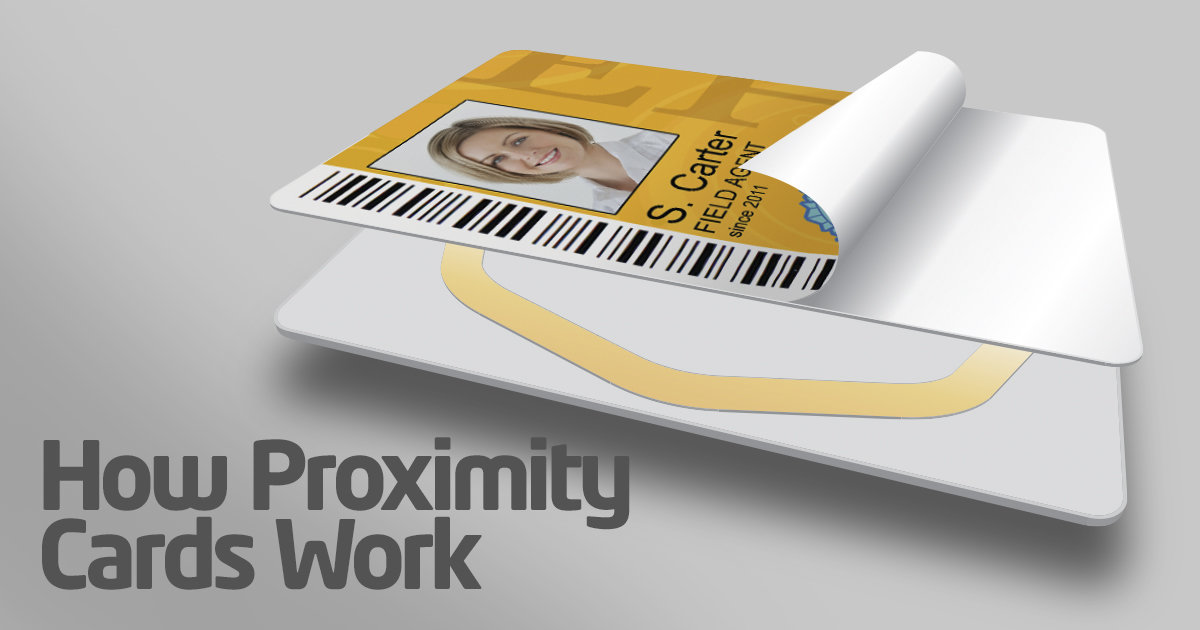 How Proximity Cards Work