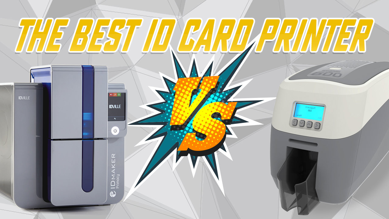 The Best ID Card Printer