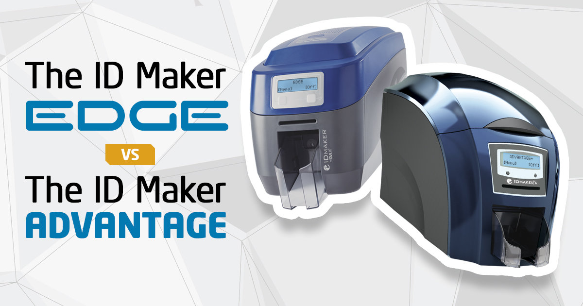 ID Maker Edge vs ID Maker Advantage