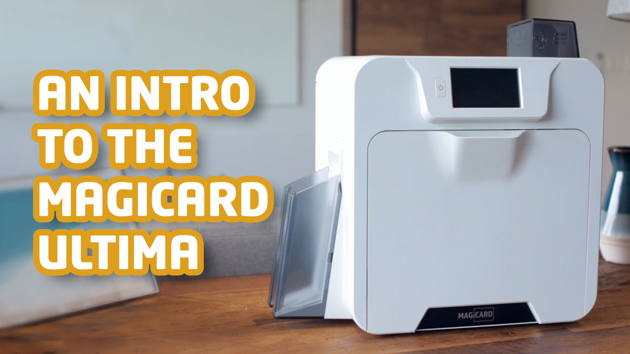 An intro to the Magicard Ultima ID Card Printer